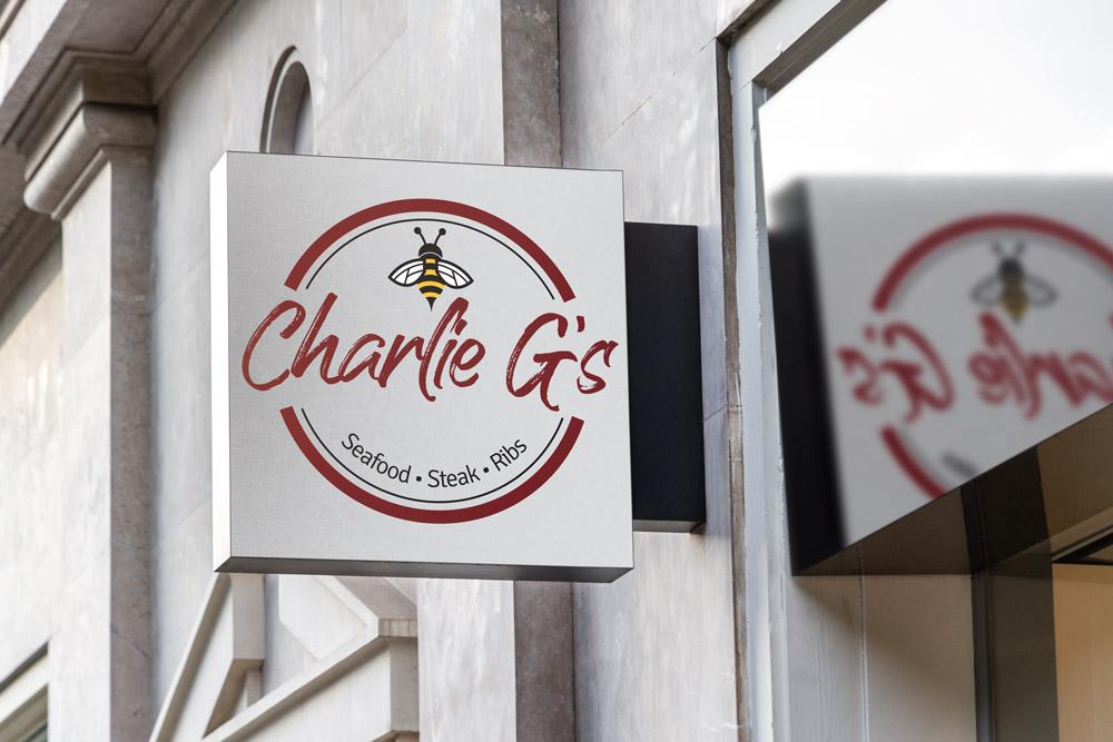 Charlie-G's-Logo-Design