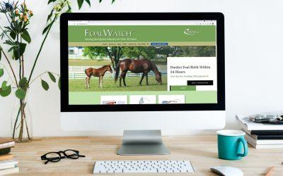 New Website for FoalWatch